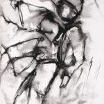 ASTRONAUTA, 1966 Inchiostro su carta cm 50x70