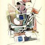 MELE, 1969 Riporti fotografici, inchiostri su carta cm 50x70