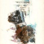 DISSOLVENZA, 1967 Riporti fotografici, inchiostri su carta cm 50x70