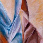 IN SOGNO, 1998 Pastello su carta cm 22X38