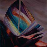 NOTTE MAGICA, 1997 Olio su tela cm 80x100