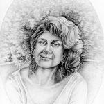 MARIA LUISA SOLDATELLI, 2000 Matite su carta cm 50x70
