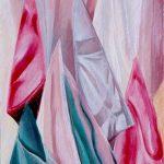 IL VIAGGIO HA INIZIO, 1998 Pastello su carta cm 35x50